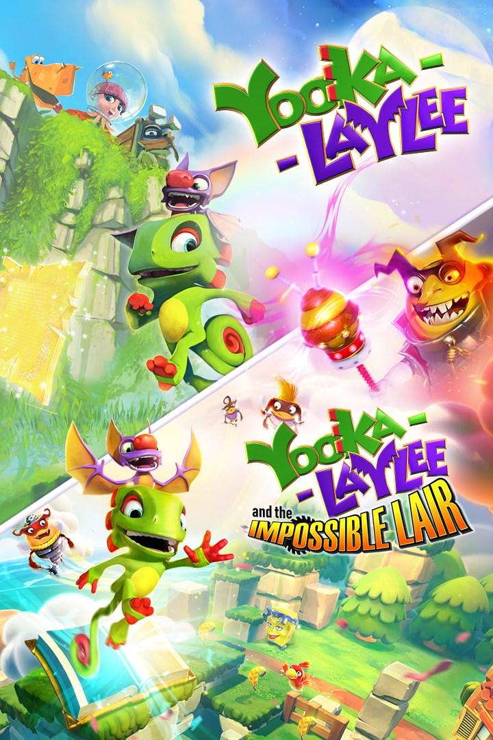 (Xbox One) Yooka-Laylee: Buddy Duo Bundle with Gold £19.99 @ Microsoft