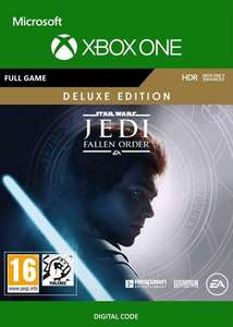 Star Wars Jedi: Fallen Order (Deluxe Edition) Xbox One £27.55 with code at Eneba