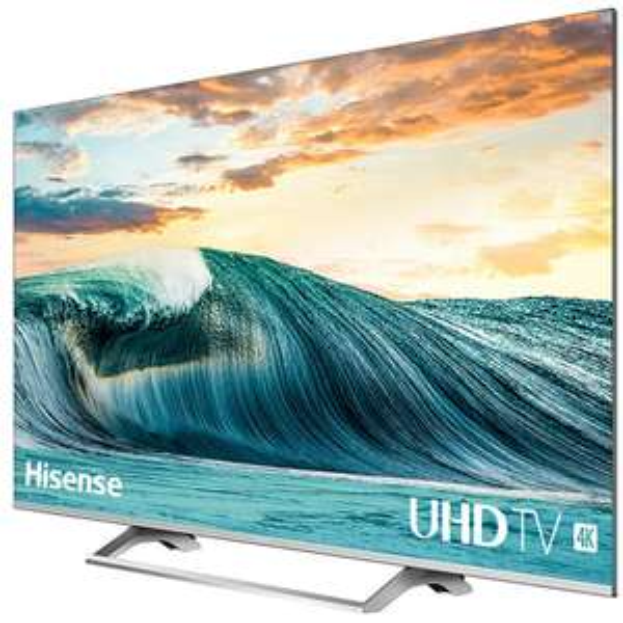 Hisense H43B7500UK 43 4K Ultra HD Certified Smart LED TV - £269.10 with code (50 inch £314.10) @ Hughes eBay