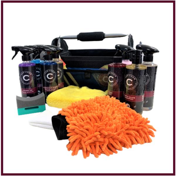 Car-Chem Detailing Bundle - 8 x 500ml Products + Kit £44.99 @ Car-chem