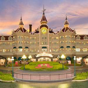 Disneyland Paris - family of four (2A,2C) for Easter Holidays - Disneyland Hotel £1903.08 / Sequoia Lodge £1972 booked via French site