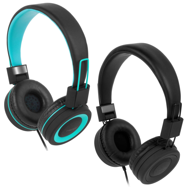 Intempo clear sound foldable vivid headphones £5 B&M belle vale Liverpool