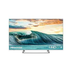 "Hisense H50B7500UK (2019) LED HDR 4K Ultra HD Smart TV, 50"" with Freeview Play For £314.10 @ ebay / HughesDirect"