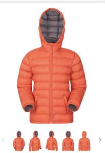 Seasons Kids Water Resistant Padded Jacket £14.99 + £2.50 Click and Collect / £4.50 delivery @ Mountain warehouse