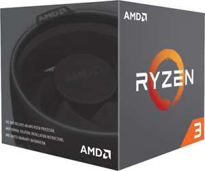 AMD Ryzen 3 1200 3.1GHz Quad Core AM4 CPU £44.32 at CCL/ebay with code