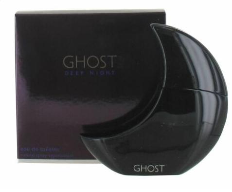Ghost Deep Night 50ml Eau de Toilette Spray for Women £16.68 with eBay perfumeplusdirect
