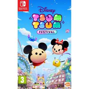 Disney TSUM TSUM FESTIVAL [Nintendo Switch] for £17.95 Delivered @ The Game Collection