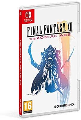 Final Fantasy XII The Zodiac Age (Nintendo Switch) £25.95 @ Amazon/TheGameCollection
