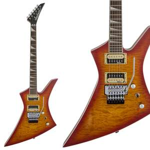 Jackson X Series Kelly KEXQ in Cherry Burst Electric Guitar - £499 Delivered + £14.79 Reward Points Back On Your Account @ Andertons