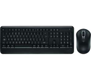 Advent ADESKWL19 Wireless Keyboard & Mouse Set, was £19.99, now £14.99 @ Currys PC World