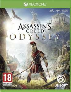 Assassin's creed odyssey (Xbox one) @ thegamecollection