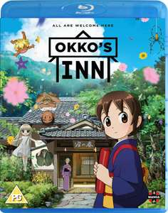 Okko's Inn Blu-ray now £8.99 delivered with code at Zoom