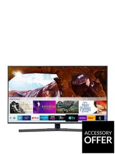 Samsung UE50RU7400 50 inch, Dynamic Crystal Colour, Ultra HD 4K Certified, HDR, Smart TV £327.99 at Very