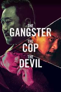 The Gangster, The Cop, The Devil (HD) £3.99 @ iTunes Store