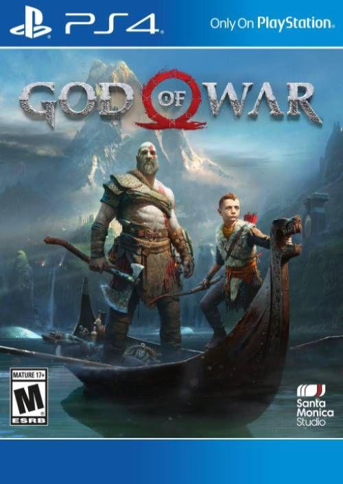 God of War PS4 (US PSN Accounts) - £4.39 @ CDKeys