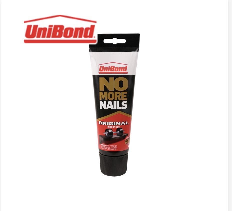 UniBond No More Nails Original Solvent Free 234g £1.20 free C&C atToolstation