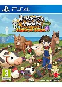 Harvest Moon: Light of Hope Special Edition (PS4) £8.69 Delivered @ Base