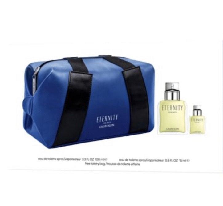 Calvin Klein Eternity Men Eau de Toilette 100ml Gift Set £39.33 @ Boots Shop
