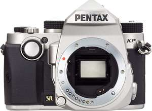 Pentax KP Digital SLR Camera - Silver now £646.18 delivered at Amazon