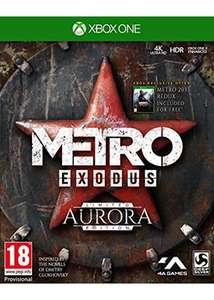 Metro Exodus Aurora Limited Edition (Xbox One) for £17.85 Delivered @ Base