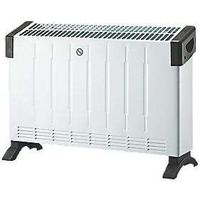 Screwfix deal of the day 2000W convection heater £14.99 at Screwfix