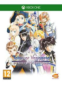 Tales Of Vesperia Definitive Edition (Xbox One) for £10.99 Delivered @ Base