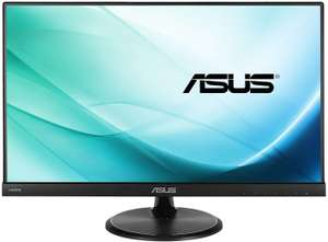 ASUS VC239H 23 Inch Monitor, FHD (1920 x 1080), IPS, Frameless, Flicker Free, Low Blue Light, TUV Certified £99.97 @ Amazon
