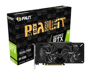 Palit GeForce RTX 2070 Dual 8GB Graphics Card *Open Box* £318.15 from ebay/cclcomputers