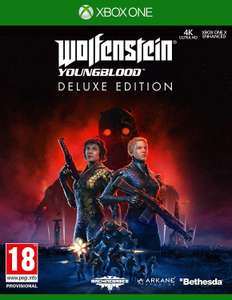 Wolfenstein: Youngblood Deluxe Edition (Xbox One) for £10.99 delivered @ Base