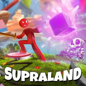 Supraland (Steam) now £7.75 at Fanatical