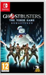 Ghostbusters The Video Game Remastered on Nintendo Switch £19.85 @ ShopTo