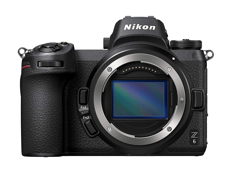 Nikon Z 6 Full Frame Mirrorless Camera body - £1199 @ Amazon
