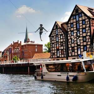 Return flights to Bydgoszcz from Stansted and Luton now £19.98 at Ryanair Shop