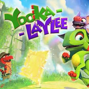Yooka-Laylee for steam £8.04 at Fanatical