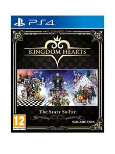[PS4] Kingdom Hearts: The Story So Far - £14.85 delivered @ Shopto