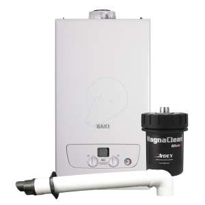 Baxi combi 25kw with 10 years warranty - £956.40 @ Mr Central Heating