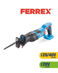 Ferrex 20V Reciprocating saw £7.99 Aldi instore