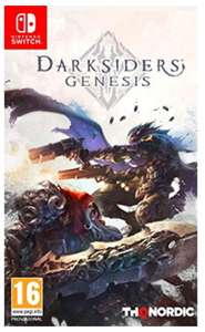 Darksiders Genesis Nintendo Switch/PS4/Xbox One pre-order £26.85 at Base.com