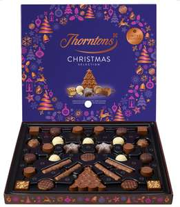 Thorntons Christmas selection now £2 with any purchase at Thorntons Outlet (Castleford)