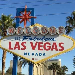 Direct Return flights to Las Vegas from London Gatwick now £266pp (Departing 12/2 - 19/2 Inc. taxes exc. checked baggage) at Skyscanner