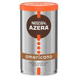 Nescafé Azera Americano Instant Coffee with Ground Beans 100g - £2.50 @ Iceland