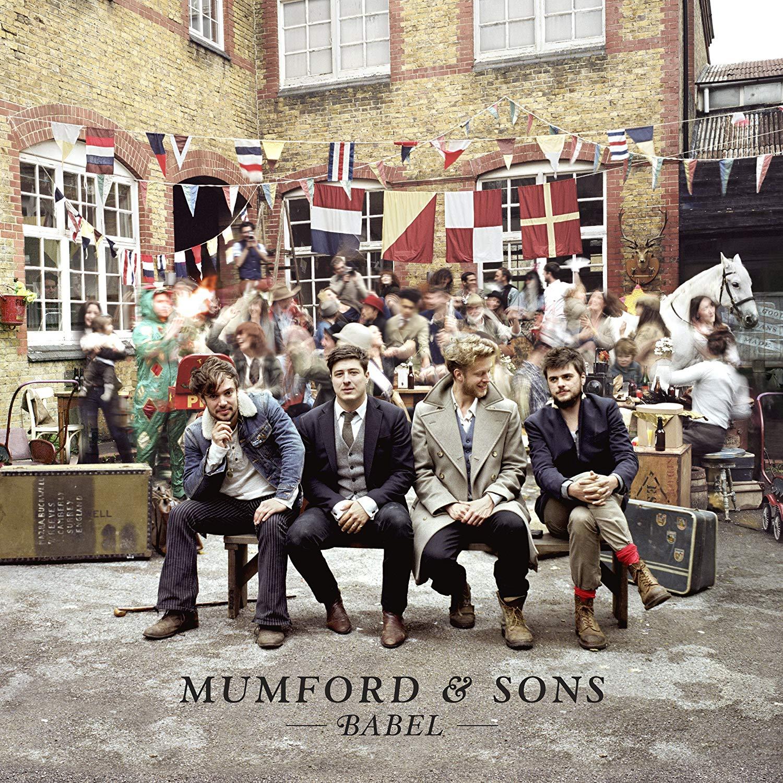Mumford & Sons - Babel [VINYL] LP now £9.99 (Prime) + £2.99 (non Prime) at Amazon