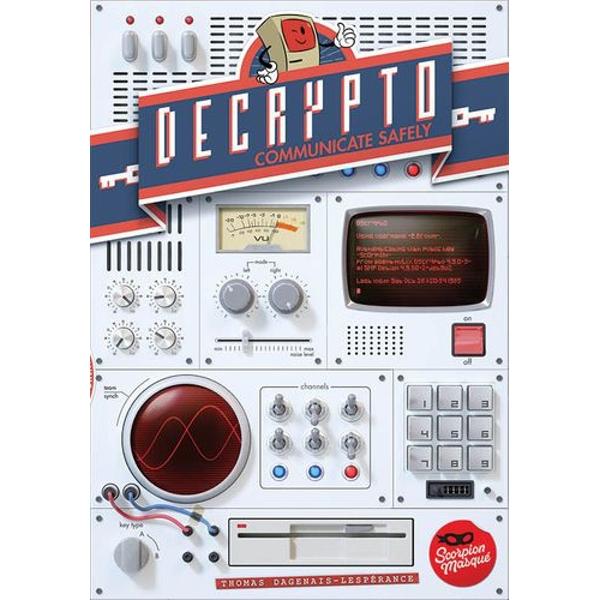 Decrypto Board Game £14.99 @ 365games