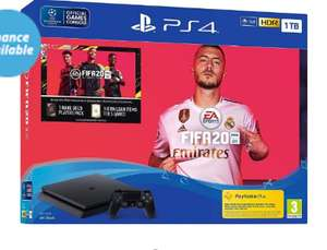 PS4 1TB Console With Fifa 20 £253.45 delivered at Ebuyer