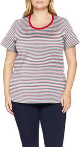 Levi's Plus Size Women's Pl Perfect Crew T-Shirt Multicolour (XXXL Only) £9.87 (+ £4.49 None Prime) @ Amazon