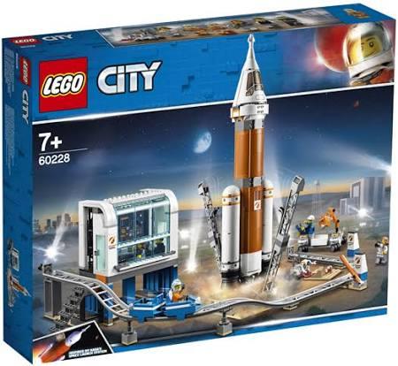 Lego City Space Rocket Control 60228 Tesco £45.00