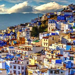 Direct return flight to Fez (Morocco) £24 (Departing London Stansted) @ Ryanair