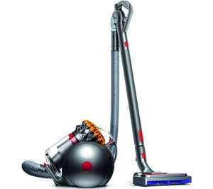 DYSON Big Ball Multifloor 2 Cylinder Bagless Vacuum Cleaner - Grey & Yellow £199 at Currys PC World