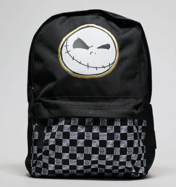 Vans x The Nightmare Before Christmas Jack Skellington Mini Backpack Now £24.99 @ Schuh Free C&C or £1 p&p