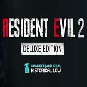 Resident Evil 2 / BIOHAZARD RE:2 Deluxe Edition £16.99 at indiegala